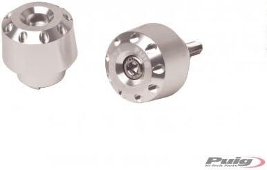 PUIG equilibri brevi HONDA alluminio Argento