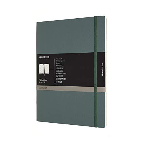 Moleskine PRO Notebook, Soft Cover, XXL (8.5