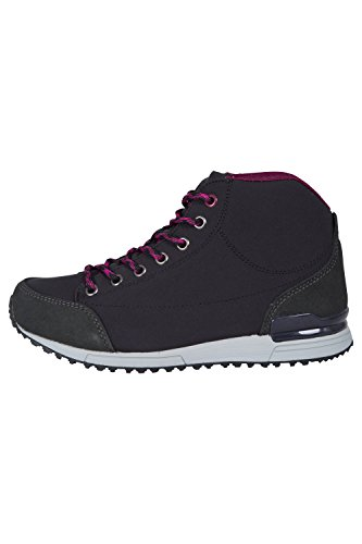 Mountain Warehouse Botas impermeables Redwood para mujer Negro