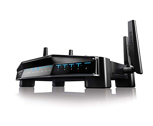 Linksys AC3200 Dual-Band WiFi Gaming Router with Killer...