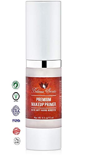 Premium Foundation Makeup Primer Anti Aging Fine Lines Wrinkles