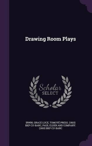 Read Online Drawing Room Plays pdf