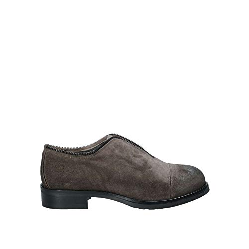 Mally Zapatos Mujeres Casual 5523 Gris Ovqxw1TqFU