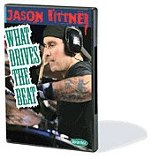 Jason Bittner Drums DVD for Heavy Metal Drum Lessons