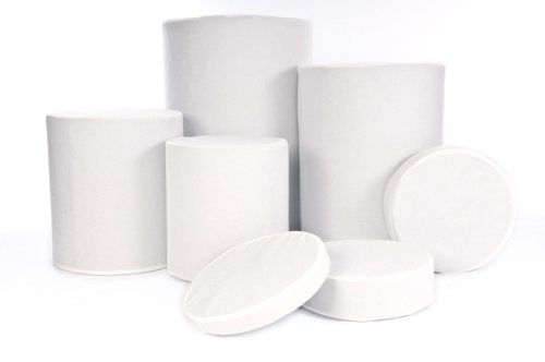 Lastolite Set of White Covers for Posing Tubs by Lastolite
