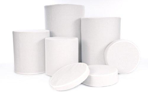 Lastolite Set of White Covers for Posing Tubs