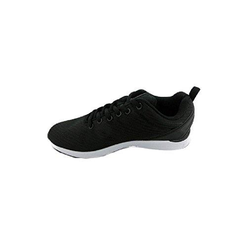 Kappa - Zapatillas de gimnasia para hombre 15.5 negro