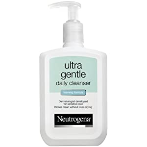 Neutrogena Ultra Gentle Daily Cleanser, 12 Ounce