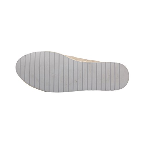 Linea Paolo Skylar | Womens Slip-on Bekväm Handgjorda Sportig Espadrille (ny Vår) Guld Läder