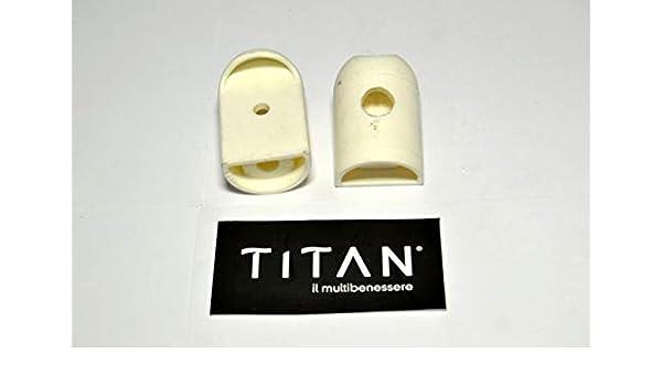 Titan Soporte Carro mampara de Ducha Unidad.: Amazon.es: Hogar