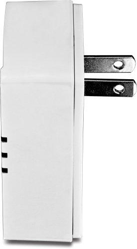 TRENDnet Powerline 500 AV Nano Adapter Kit, TPL-406E2K