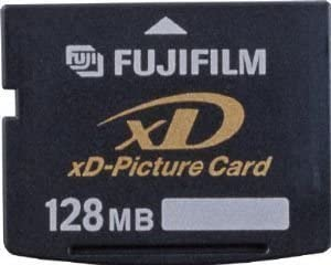 Fujifilm xD-Picture Card 128 MB