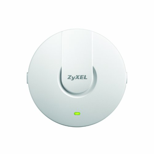 Zyxel WiFi 11ac 2x2 Access Point, Easy Setup and Management with Free NebulaFlex Cloud Management, PoE, Dual Band, 802.11ac, (NWA1123-ACv2) by ZyXEL