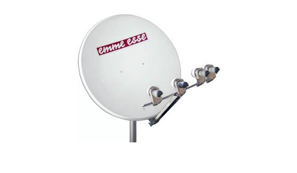 Acero EMME align Clark Multi Focus 100 cm antena satélite ALU ...