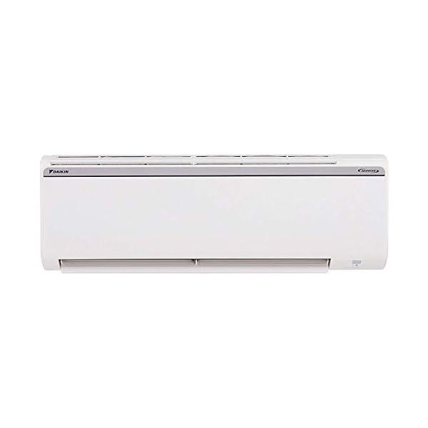 Daikin 2.2 Ton 4 Star Inverter Split AC (Copper, FTKP71TV, White)