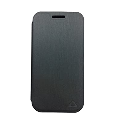 Stuffcool Lancer LCFSG350-BLK Phone Case for Samsung Galaxy Star Advance (Metal Black) Cases & Covers at amazon