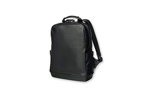 Moleskine Classic Backpack, Black, For Work, School, Travel, and Everyday Use, Space for Devices Tablet Laptop and Chargers, Notebook Planner or Organizer, Padded Adjustable Straps, Secure Zipper by Moleskine