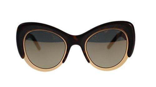 pomellato-sunglasses-pm0010s-002-havana-with-bronze-lens-cat-eye-48mm-authentic