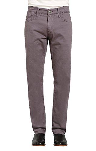 Mavi Men's Zach Regular-Rise Straight-Leg Jeans, Dark Grey T