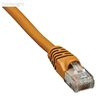 3 CAT6 Crossover Cable (Orange Finish) - Polebright update