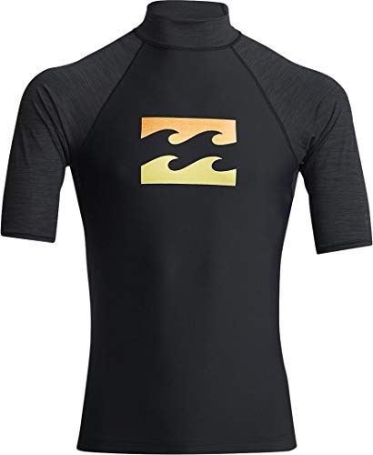 BILLABONG Herren Lycra Team Wave Ss
