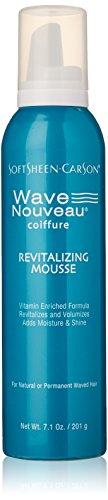 Softsheen Carson Wave Nouveau Coiffure Revitalizing Mousse, 7.1 Ounce