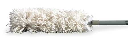 Extendable Duster, Cotton, 15-1/4''L
