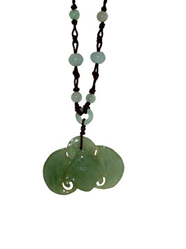 Bat Handmade Jade Necklace - Jade Bat