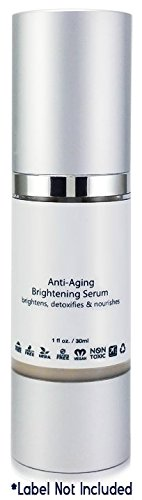 Private Label Skin Care-Anti-Aging Natural Purifying Serum - Apply Your Own Label - 3 Pack by Performance Beauty