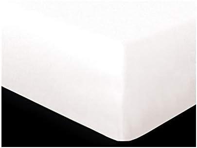 Soleil docre Protector de colchón Impermeable 160x200 50% algodón ...