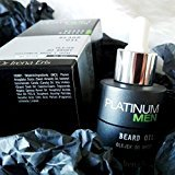 Platinum Men Beard Maniac Beard Oil 30ml