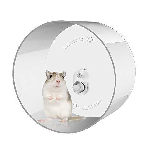 Zacro Hamster Exercise Wheel - Wall-Mounted