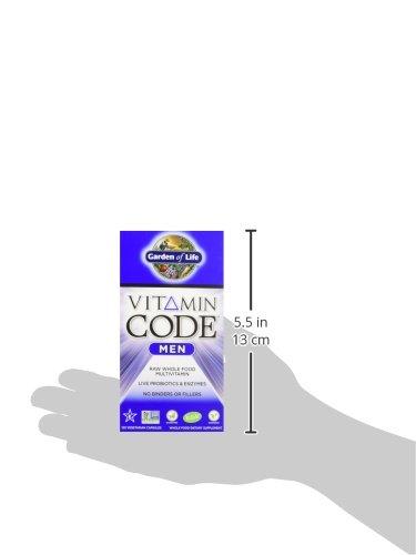 Garden of life multivitamin for men vitamin code men 39 s - Garden of life multivitamin review ...