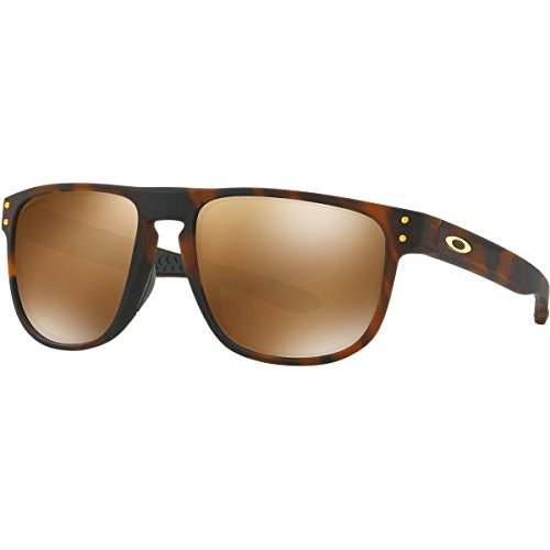 - Oakley Men's Holbrook R Polarized Iridium Square Sunglasses, Matte Dark Tortoise Brown , 55.0 mm