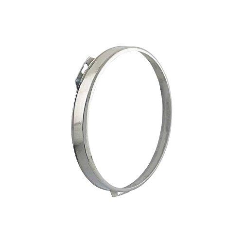MACs Auto Parts 32-10033 Sealed Beam Headlight Bulb Retaining Ring For 7