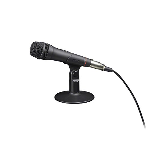 Sony Electret Condenser Vocal Microphone | ECM-PCV80U (Japanese Import)