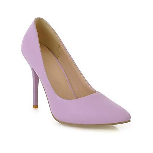 36 DGU00720 Violet Violet Femme Compensées 5 Sandales AN YZwq848