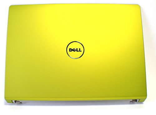 New OEM DELL Studio 15 1535 1536 1537 LCD Back Lid Top Cover Green P619X N470H Power Button Wifi Monitor Display Panel Rear Screen (Dell Studio 1535 Motherboard)