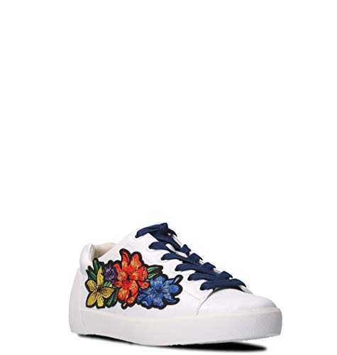 Cuero Zapatillas Blanco Ash Neo01 Mujer Pwqv1O8