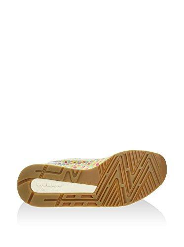 Diadora Sneaker V7000 Futurism Viola/Multicolore EU 38 (5 UK)