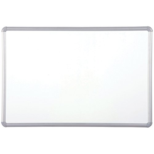Best-Rite Presidential Frame Magne-Rite Dry Erase Whiteboard, 1.5 x 2 Feet (219PA) by MooreCo