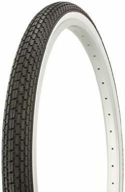 "26/"" Beach Cruiser tire bike 26/"" x 1.75/"" ALL BLACK   26x1.75 BLACK //BLACK NEW"