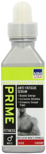 Muscle Marketing USA Premier Advantage Anti-Fatigue cerise, 5.1-Ounce Bottle