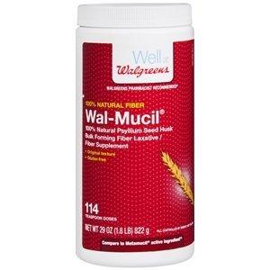 Walgreens Wal-Mucil 100% Natural Fiber, 29 oz by Walgreens (Mucil Wal Fiber Walgreens)