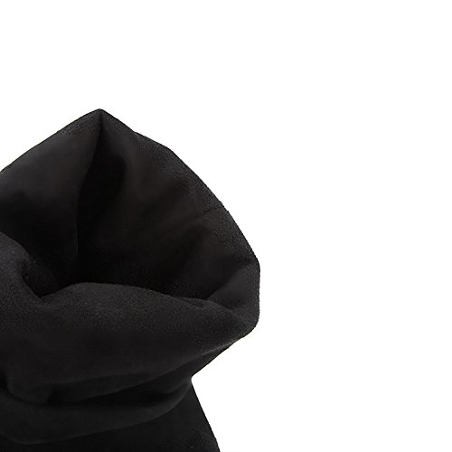 Negro Zapatos AdeeSu Para cerrados mujer x188qUvpw
