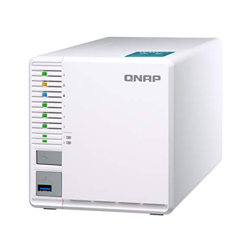 QNAP TS-351 (4GB RAM) 3-Bay Personal Cloud NAS Ideal for RAID5 Storage Processors (TS-351-4G-US) by QNAP (Image #5)