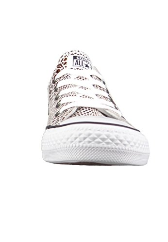Converse All Star Ox Womens Womens Brown Brn / Bl / W