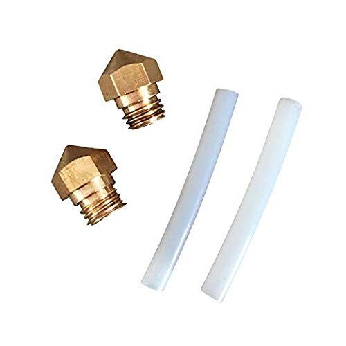 Nozzle for QIDI TECH I/Xone2 3D Printer: 2 pcs kit