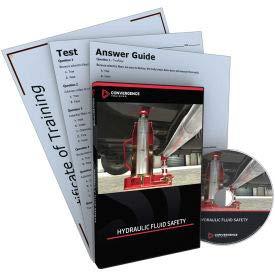 Convergence Training Hydraulic Fluid Safety (Spanish) DVD, C-339B-ES-US (C-339B-ES-US)