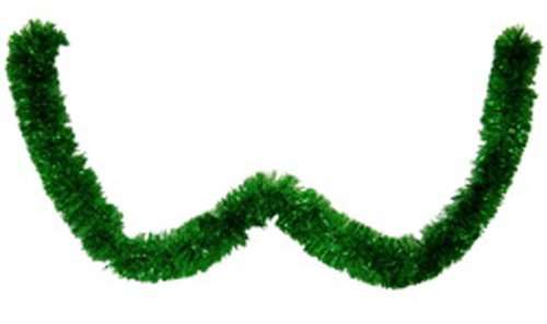 Kelly Green Tinsel Garlands [3467005]]()